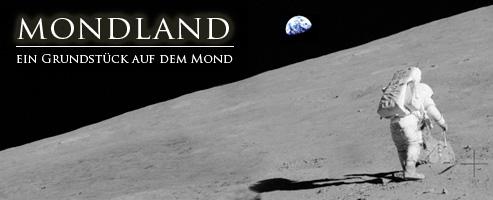 Freunde auf dem Mond treffen