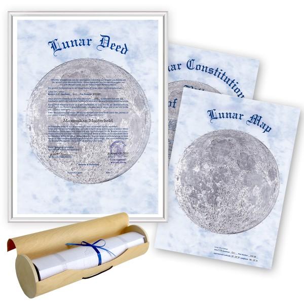 Mondland Mondgrundstück