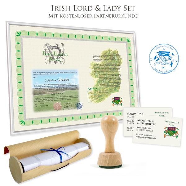 Lordschaft Geschenk