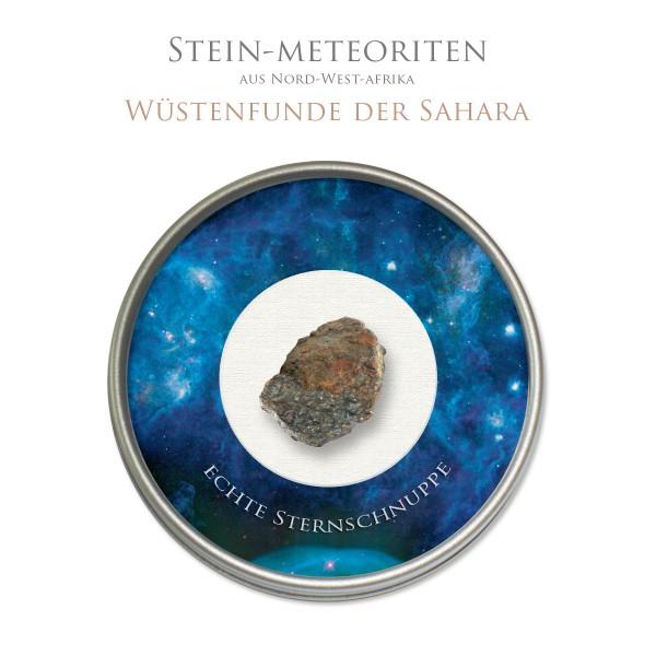 Steinmeteorit Nordafrika