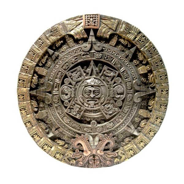 Mayakalender Steinscheibe