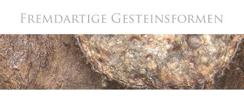 gesteinsformen