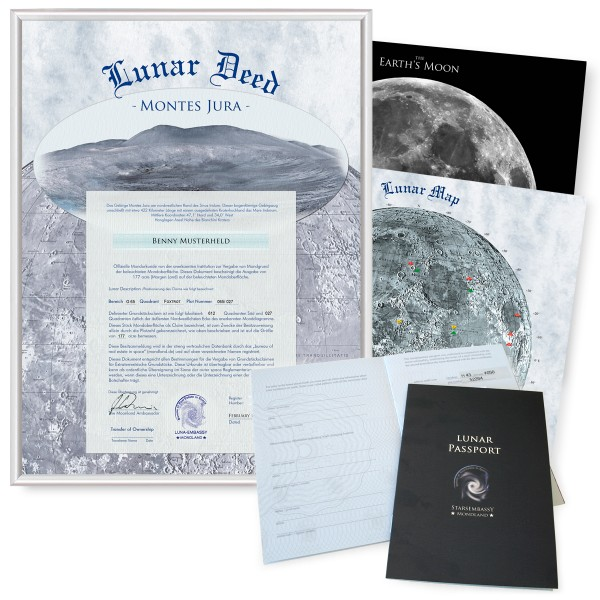 Mondland Set - Luna Passport