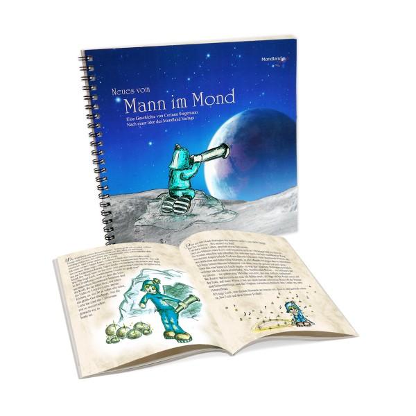 Kinderbuch Mondmann